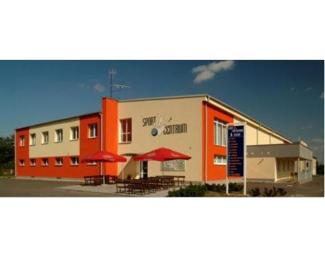 Sportcentrum Šanov, Šanov