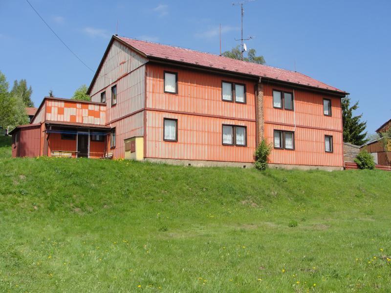 horská chata Matfyz, Jáchymov