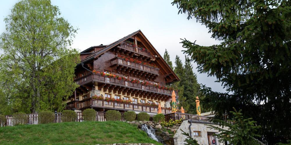 Hotel Alpská vyhlídka, Kvilda