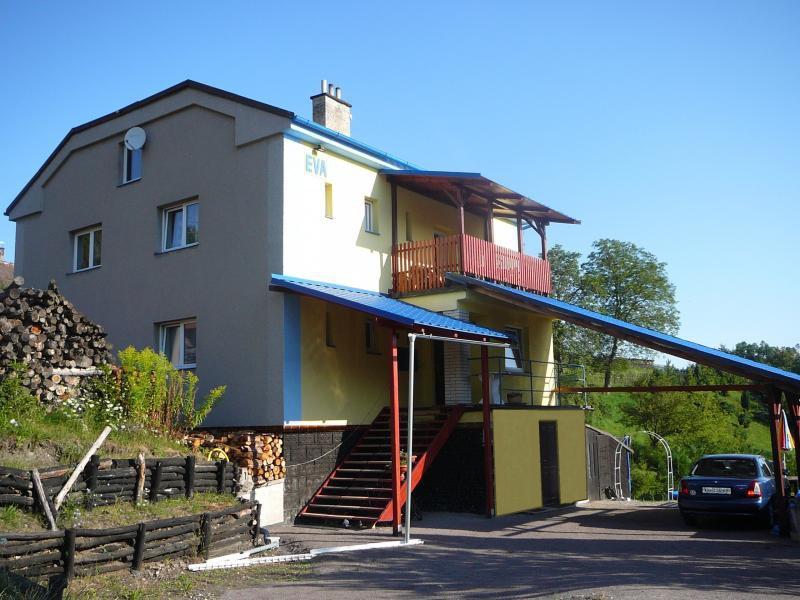 Penzion Eva&Tapušík, Vápenný Podol