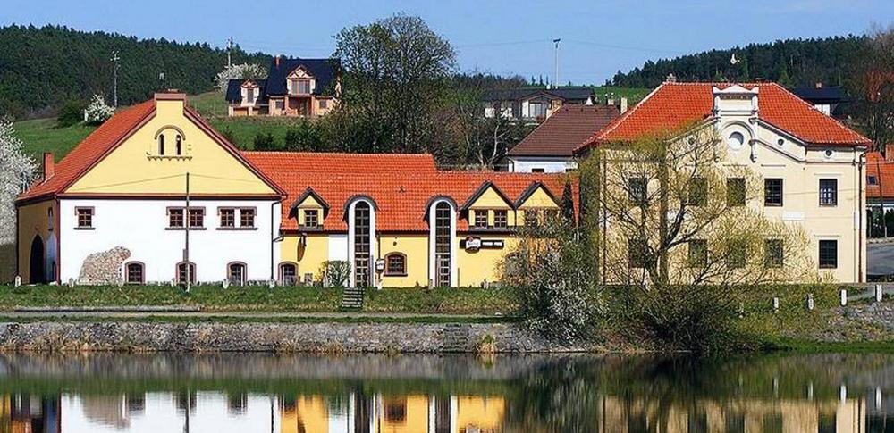 Penzion Paták, Kamýk nad Vltavou