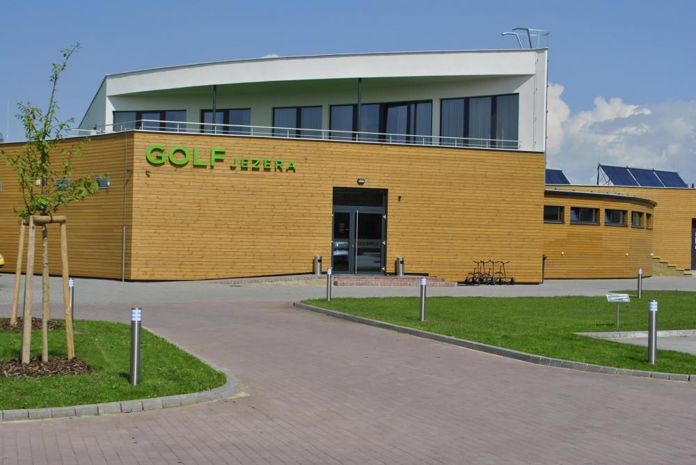 Golf resort Jezera, Ostrožská Nová Ves