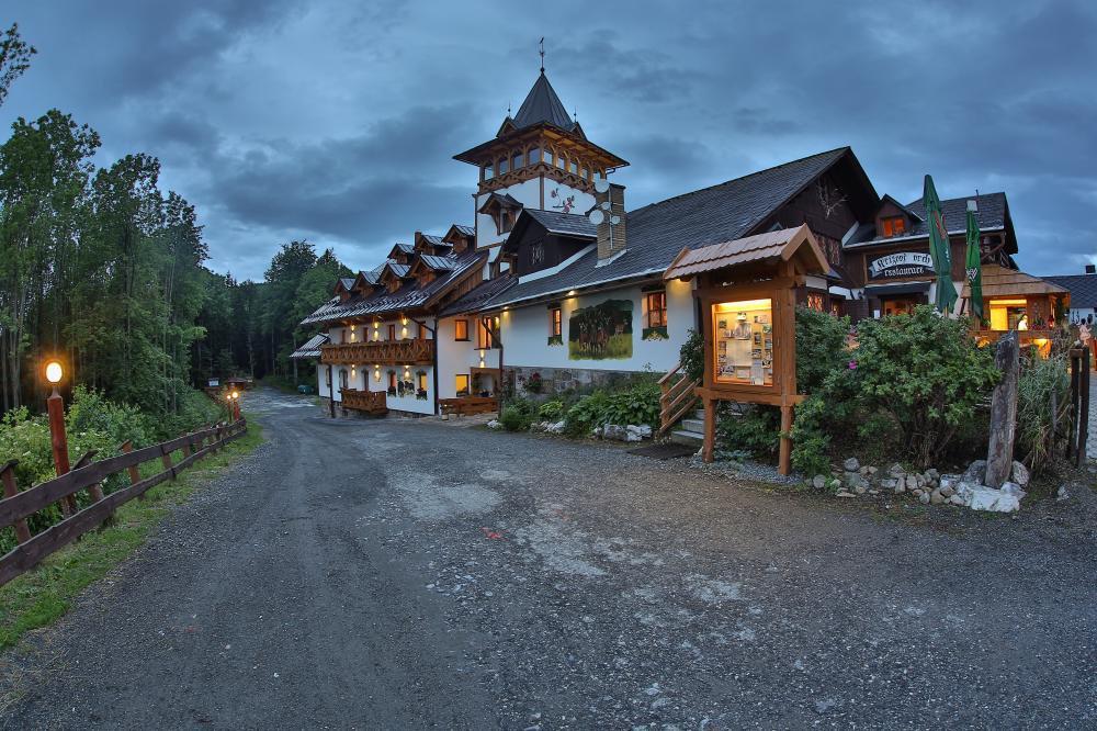 Hotel Křížový vrch, Jeseník