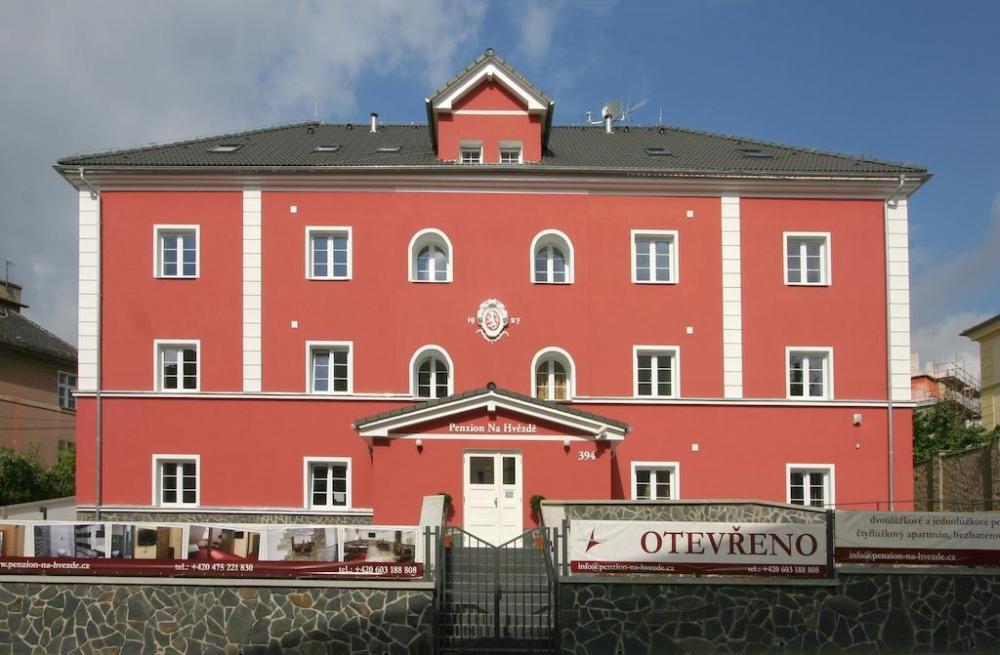 Penzion na Hvězdě, Ústí nad Labem
