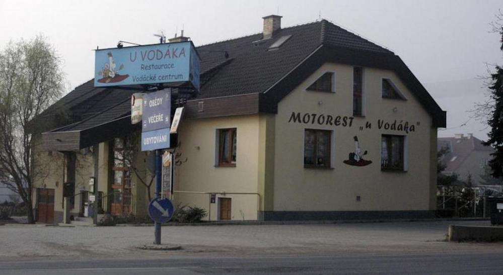 Penzion Motorest u vodáka , Praha