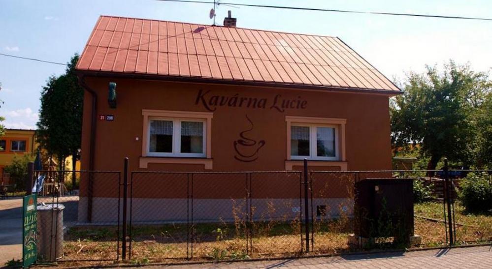 Kavárna Lucie s ubytováním, Těrlicko