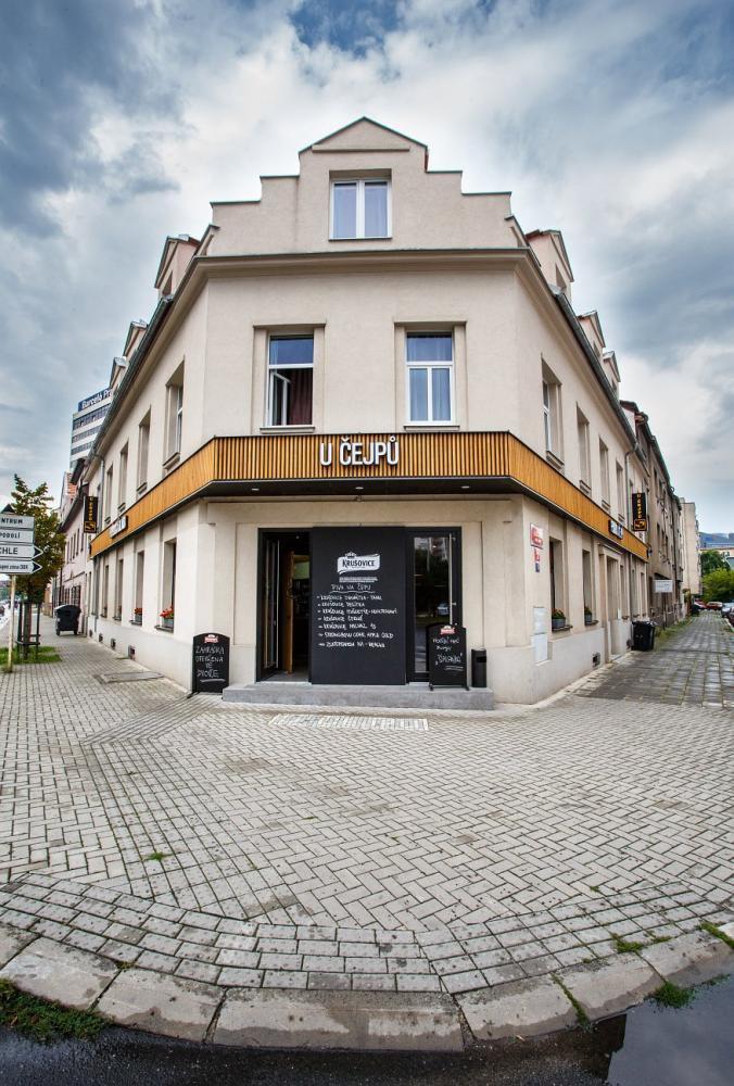 Penzion U Čejpů , Praha