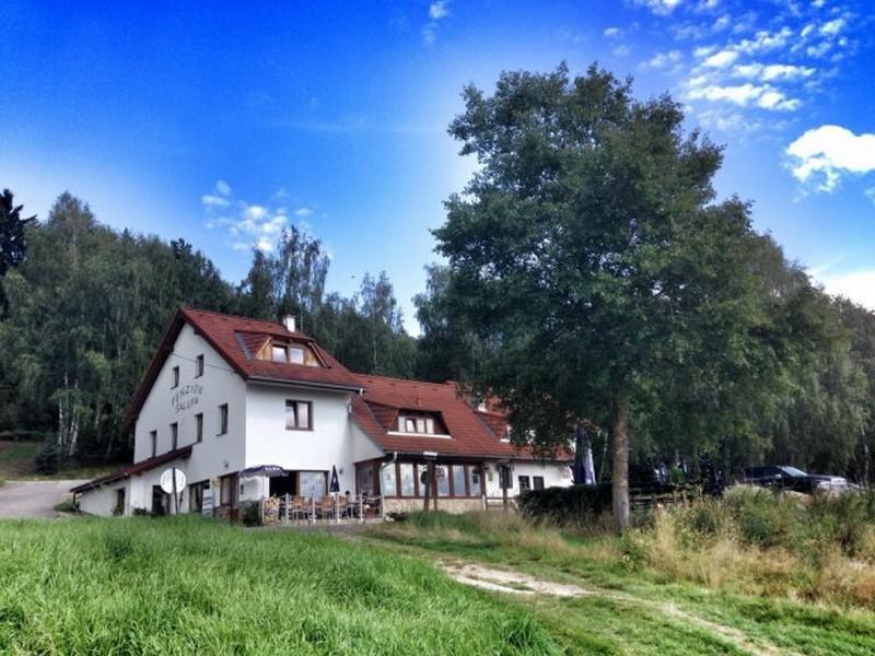 Penzion Šalupa, Horní Planá