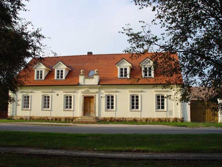 Penzion Záhornice, Záhornice
