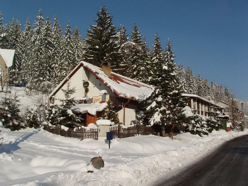 Chata Barborka, Horní Bečva