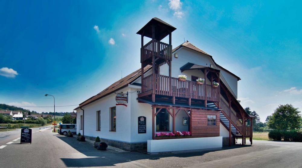 Country Steak Penzion , Albrechtice