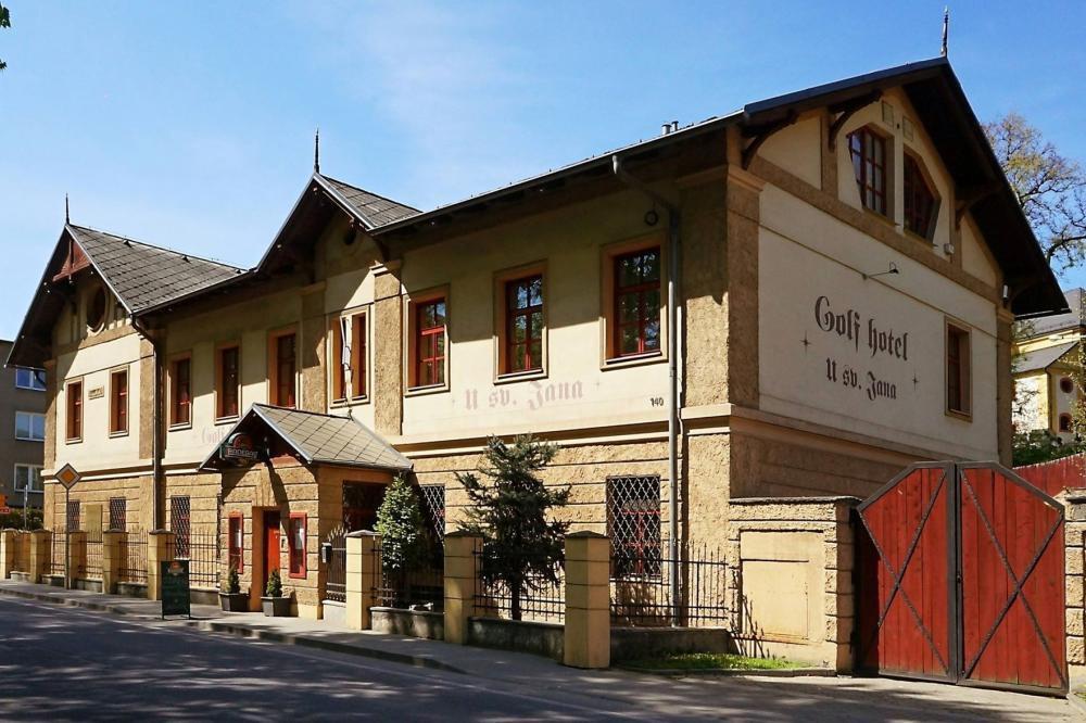 Hotel U sv. Jana, Šilheřovice