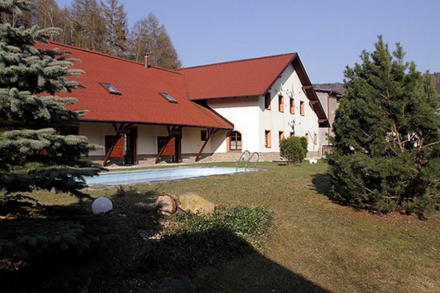 Apartmány Kačenka, Desná