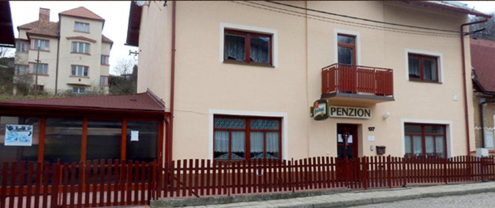 Penzion pod Hradem, Brandýs nad Orlicí