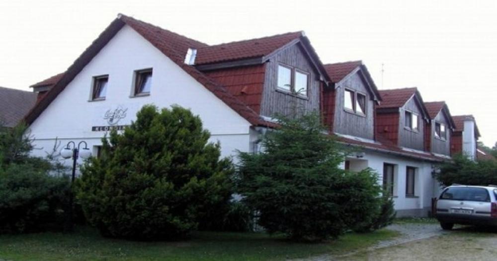 Penzion Klondike, Kunžak