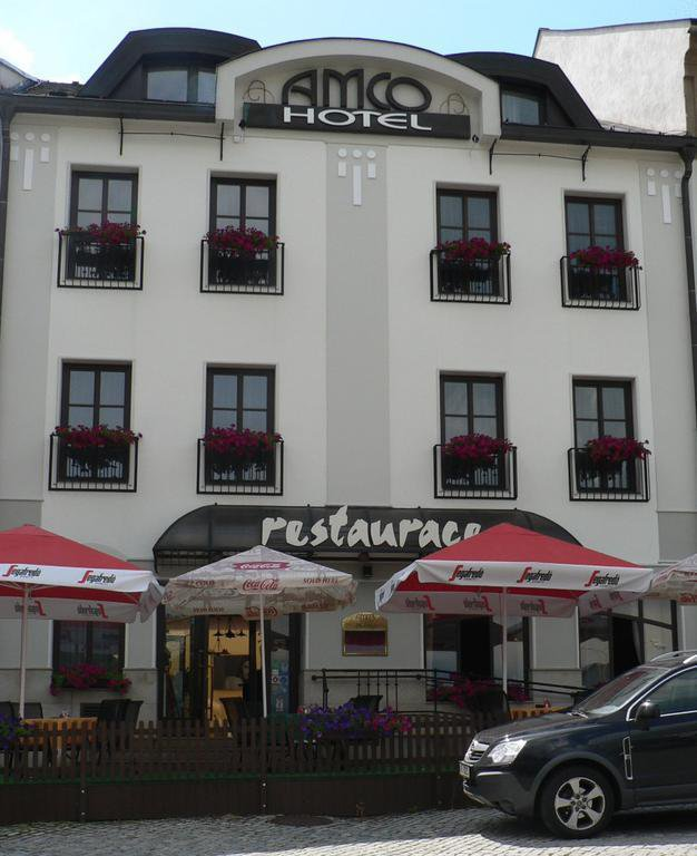 Hotel Amco, Zábřeh