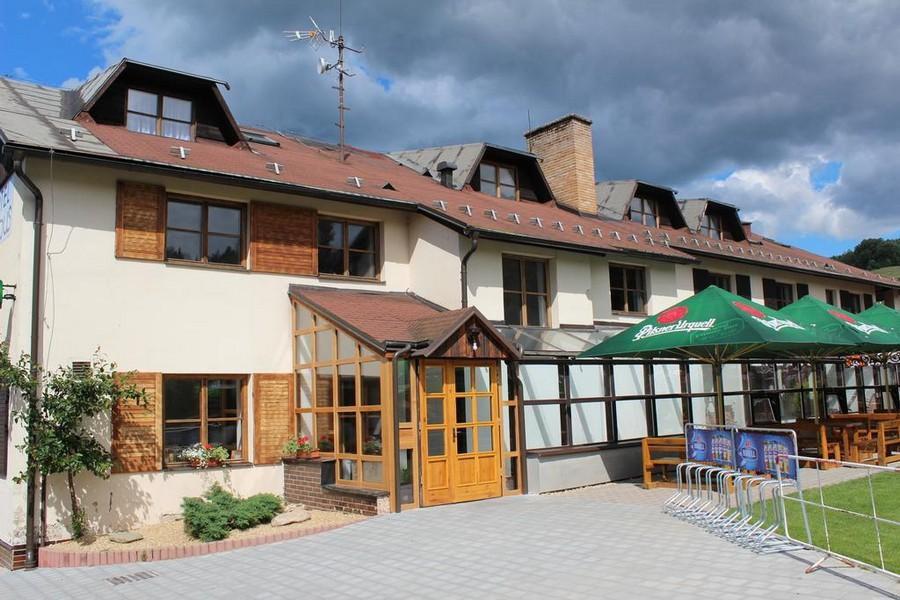 Hotel STARÝ MLÝN, Jeseník