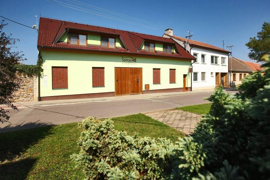 Penzion U Šomanů, Dolní Dunajovice
