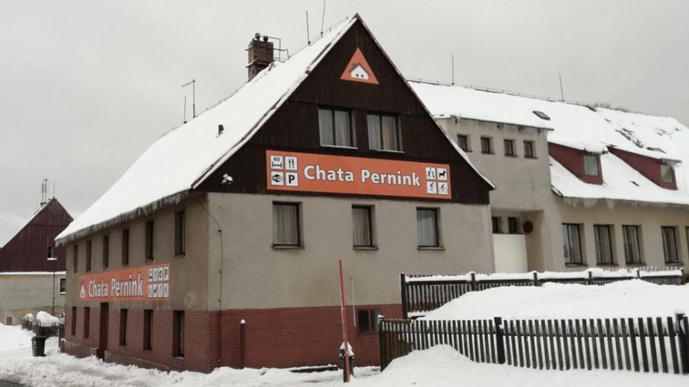 Chata Pernink, Pernink