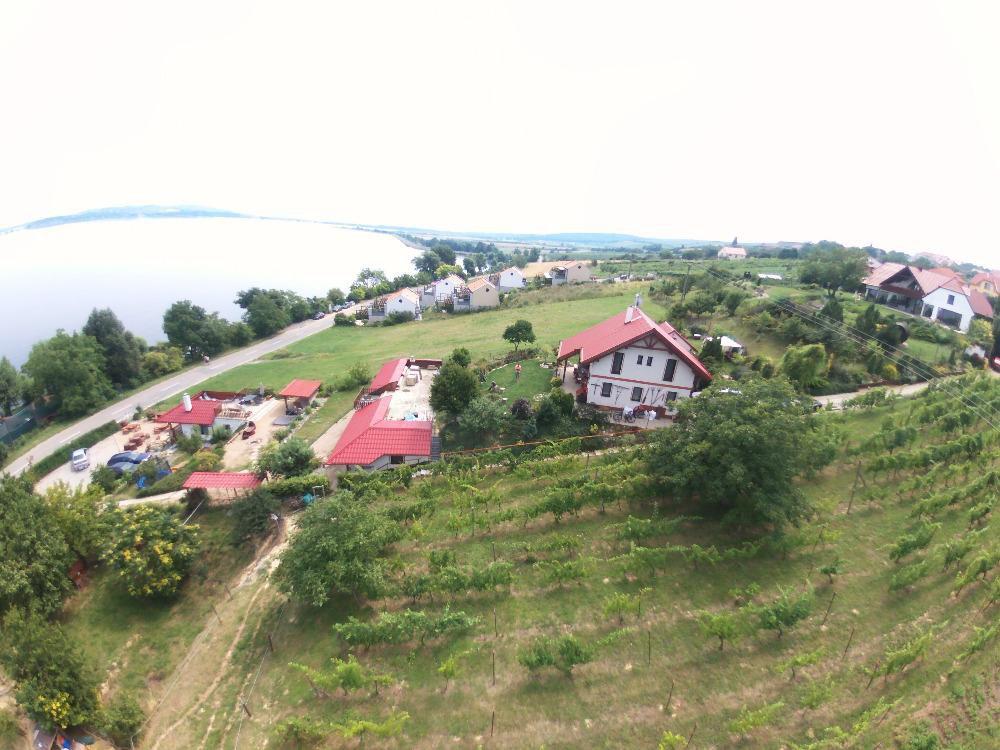 Penzion Nad jezerem, Pavlov