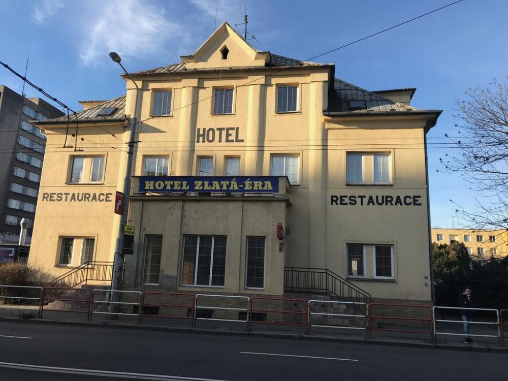Hotel Zlatá-Éra, Ostrava