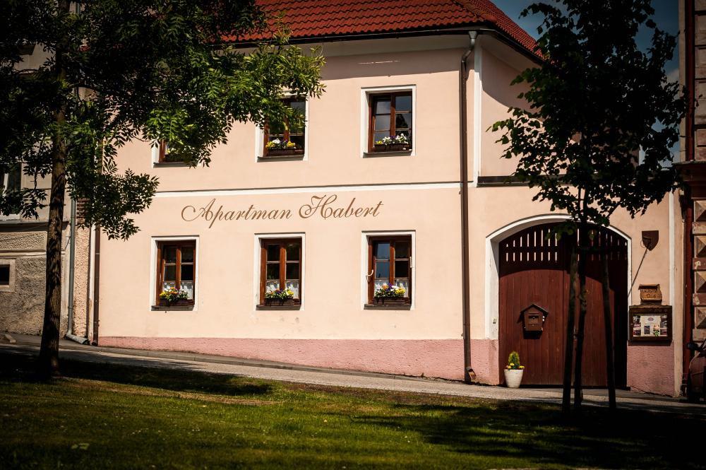 Apartmány Habert, Horní Planá