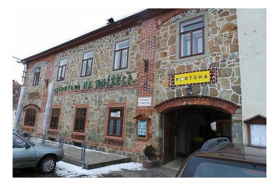 Restaurace a penzion Na knížecí, Čimelice