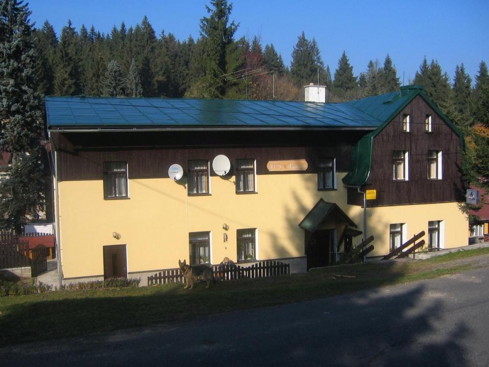 Penzion Borovice, Josefův Důl