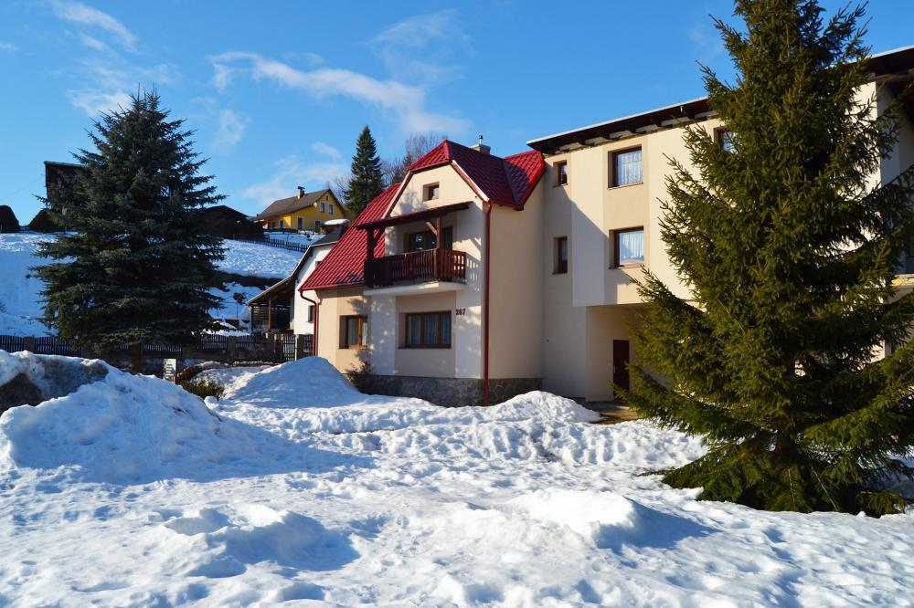 Apartmán Anežka, Albrechtice v Jizerských horách