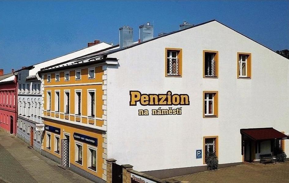 Penzion Na Náměstí, Zlaté Hory