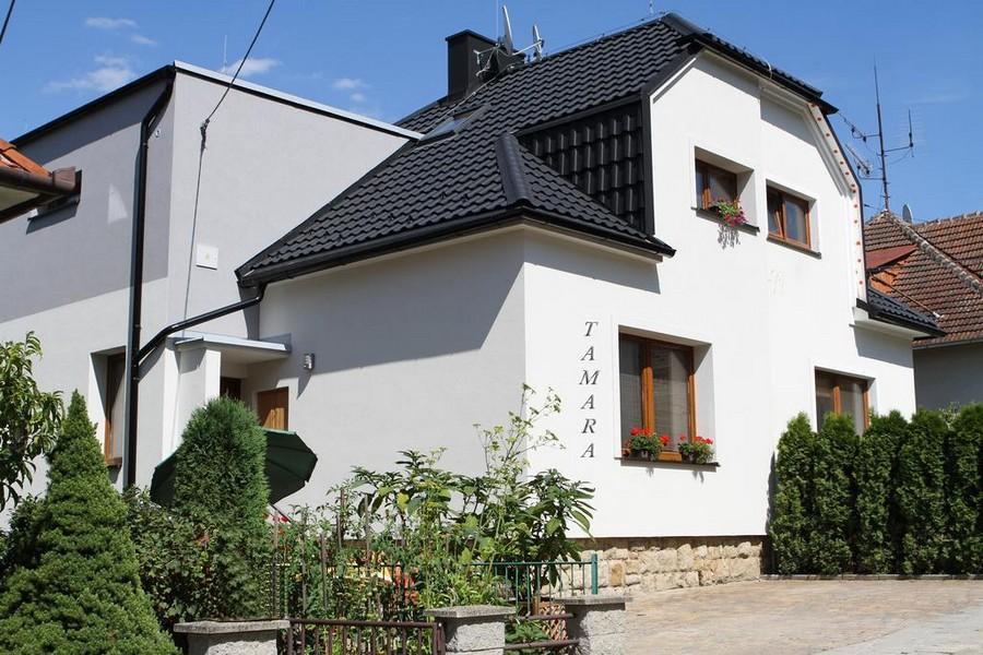 Dům Tamara, Luhačovice