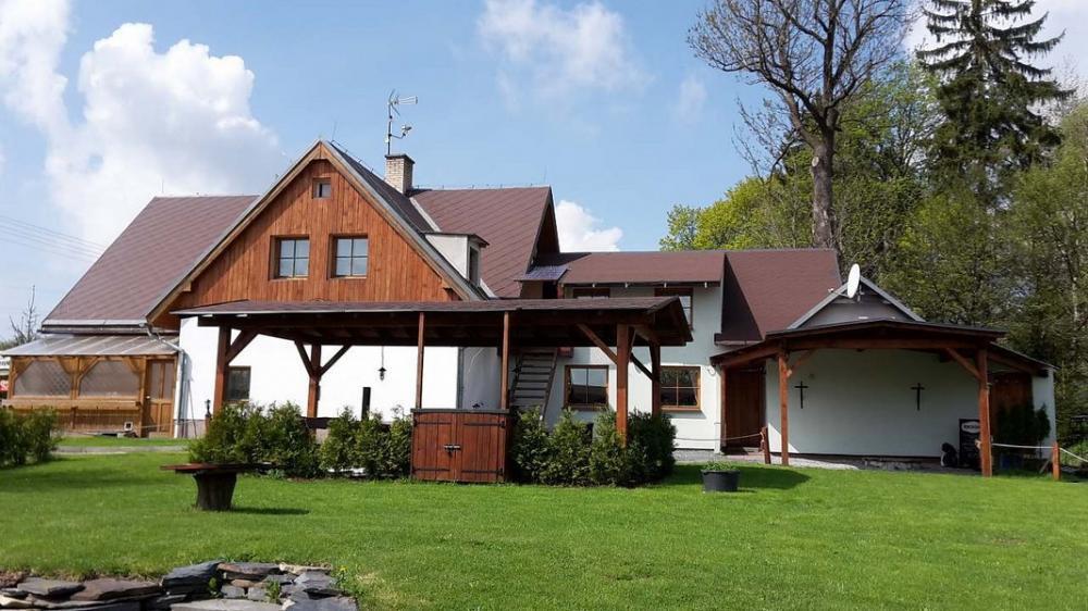 Chata Ryžovka, Ryžoviště