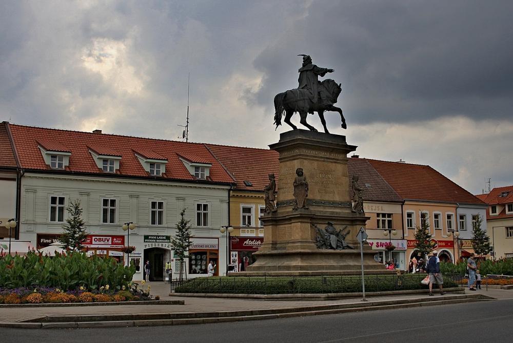 Penzion Královské lázně, Poděbrady