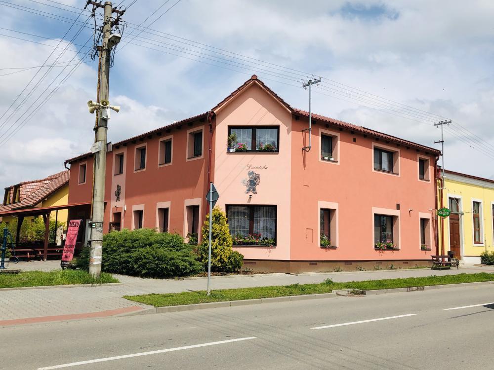 U Frantíka, Křenovice