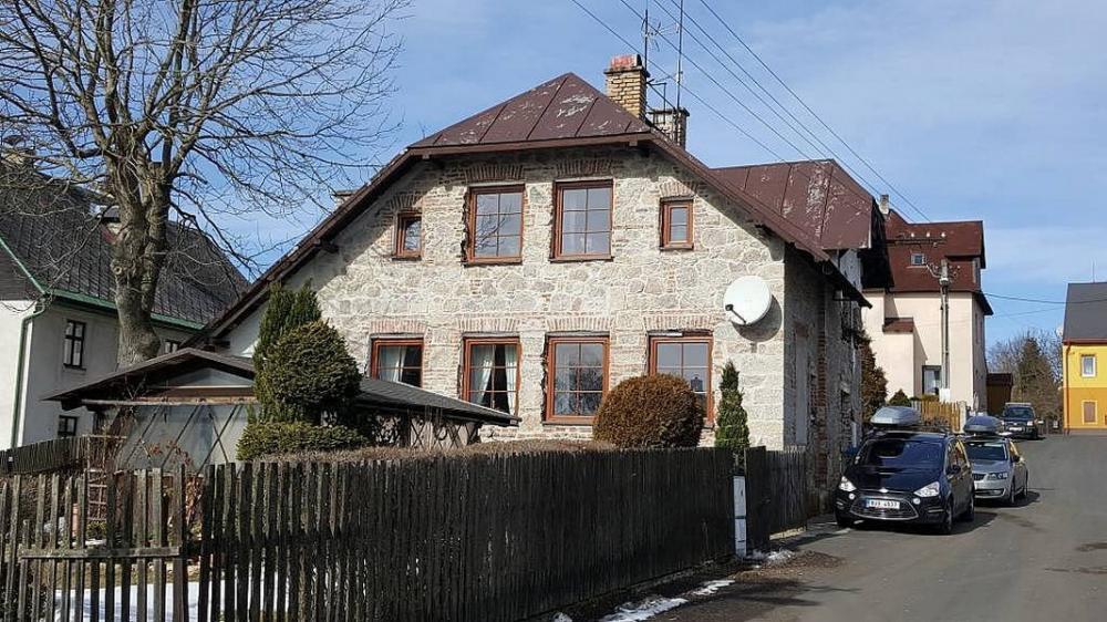 Chata Plešivka, Abertamy