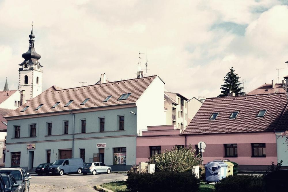 Apartmány Pod Putimskou branou, Písek