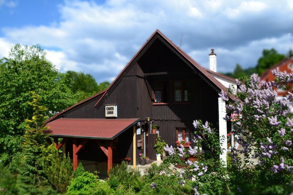Chata Jana, Kořenov