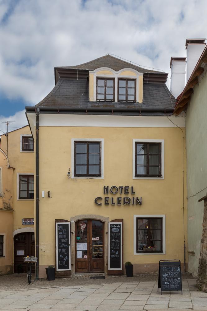 Hotel Celerin, Telč
