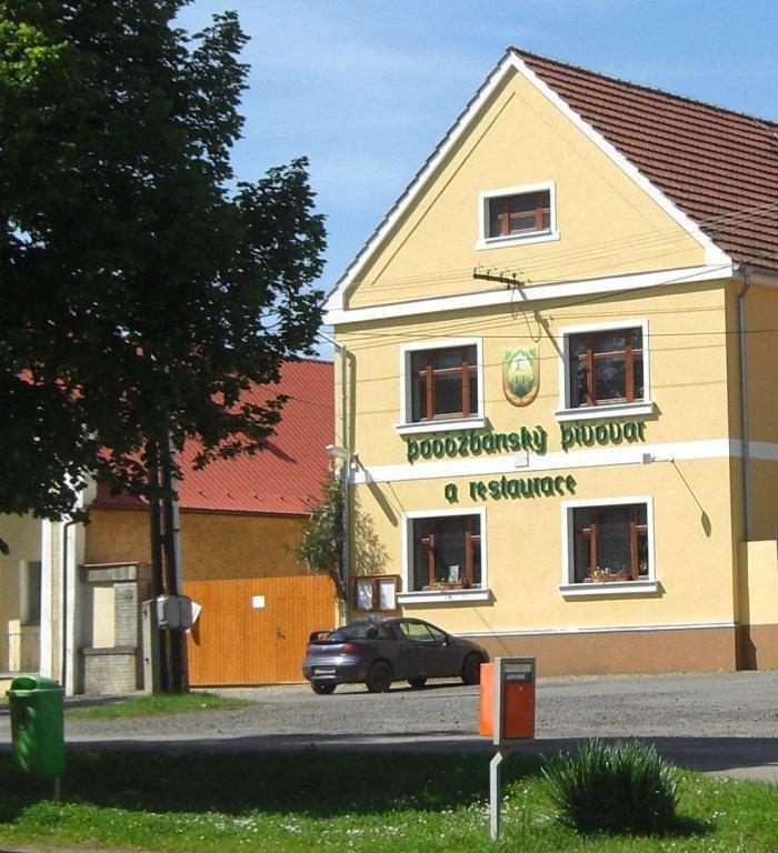 PodDžbánský Pivovar Mutějovice, Mutějovice