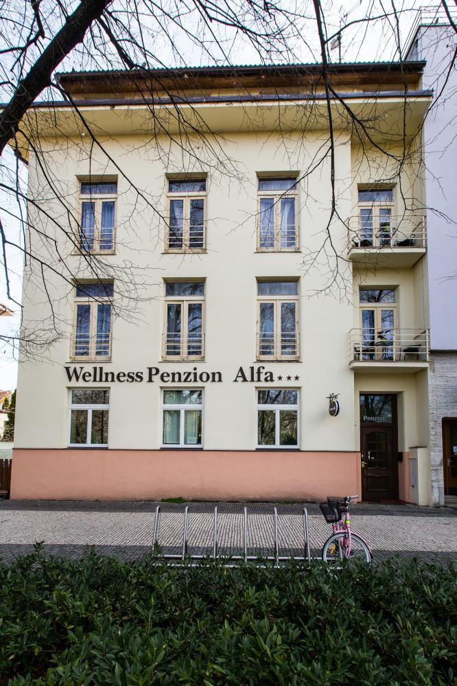Penzion Alfa Poděbrady, Poděbrady