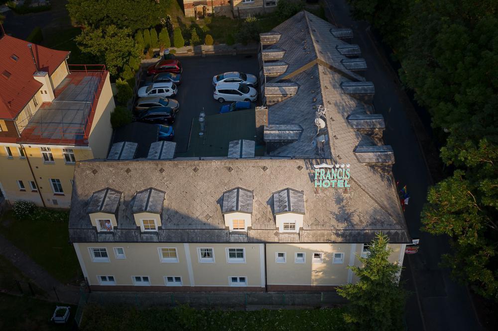 SPA Hotel Francis, Františkovy Lázně