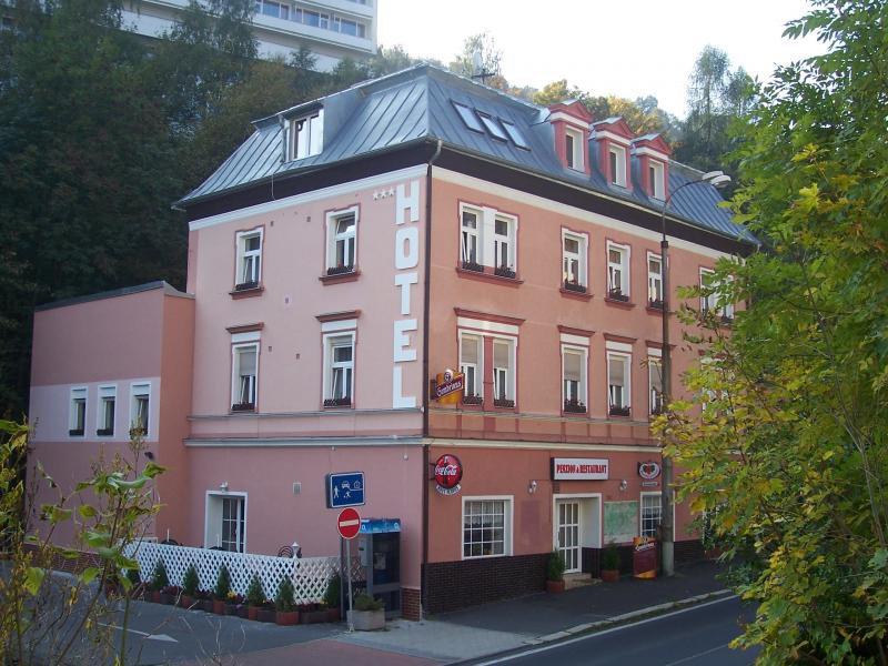 Haus Regrus, Jáchymov