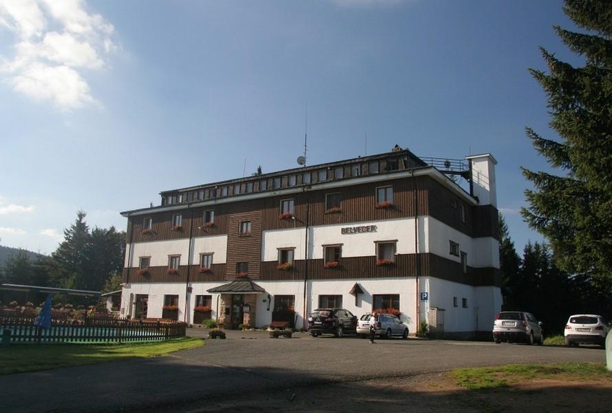 Horský hotel Belveder, Železná Ruda