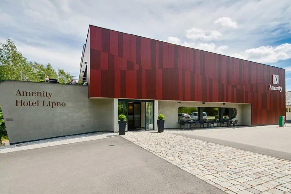 Amenity Hotel & Resort Lipno, Lipno nad Vltavou