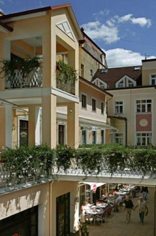 Apartmány Český Dvůr, Mariánské Lázně