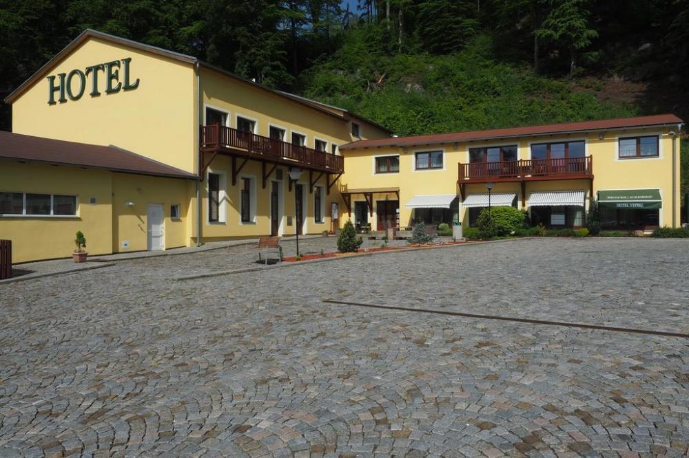 Hotel a Restaurant Výpřež, Děčín