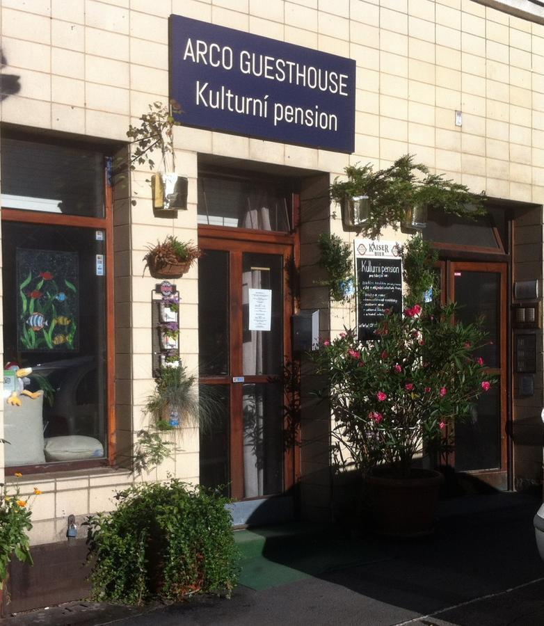 ARCO Guesthouse, Praha