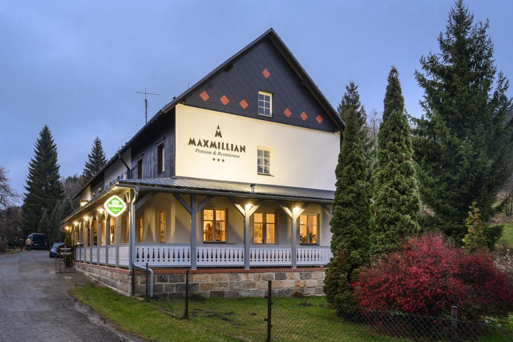 MAXMILLIAN Pension & Restaurant, Mařenice