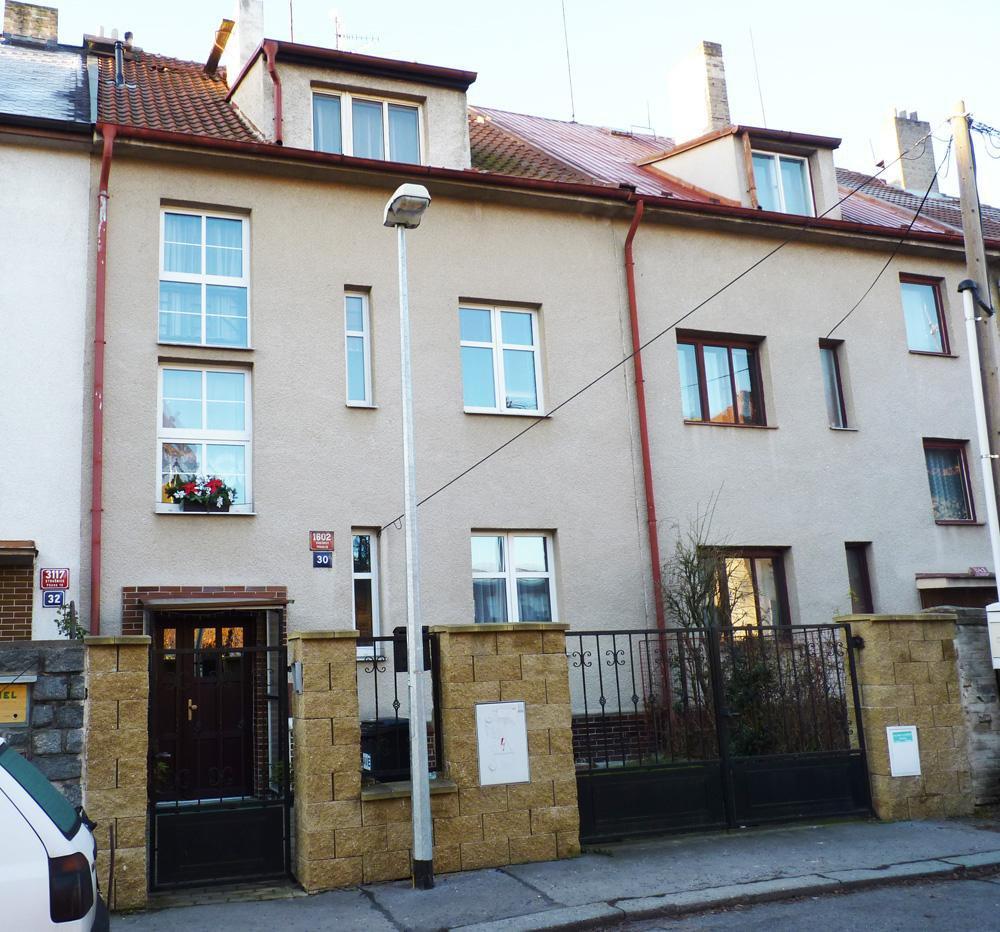 Apartmán Hošna, Praha