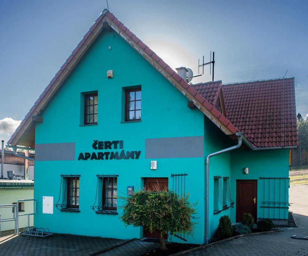 Čerti Apartmány, Liberec